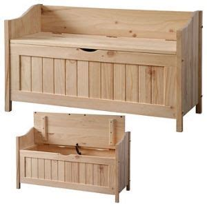 unfinished furniture storage bench unfinished pine storage bench decorating pinterest kid solid pine and furniture