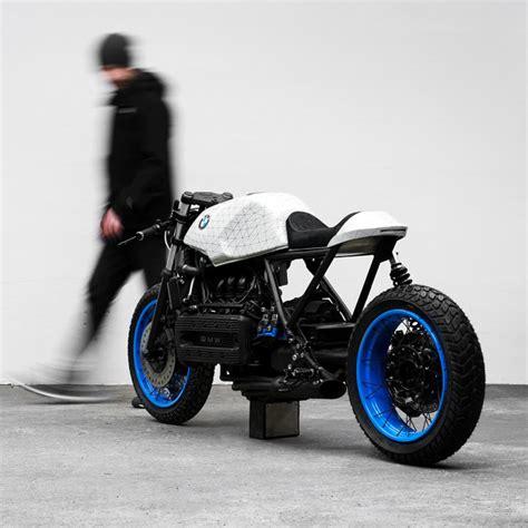 vision customizing the bmw k100 two ways bike exif