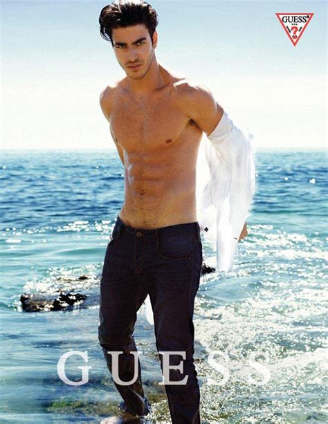 boy models 2014 gui fedrizzi for guess jeans spring summer 2014