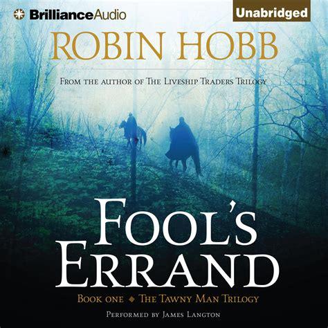 libro fools errand the tawny fool s errand audiobook listen instantly