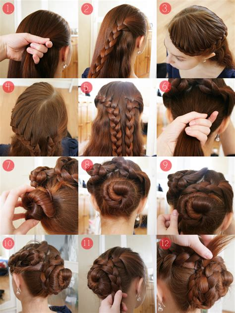 easy quick hairstyles for long thick hair easy updos for long thick hair hairstyle for women man