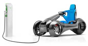 Electric Car Offers Nthree Electric Vehicle Offers The Comfort Of A Car With