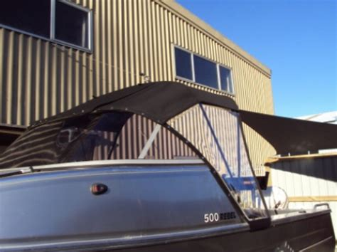 boat canopy tauranga marine trailer boat canvas canopy clear side
