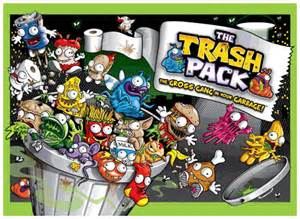 trash pack toys collectable trashies trash pack