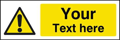 Signs Templates by Warning Sign Template Clipart Best