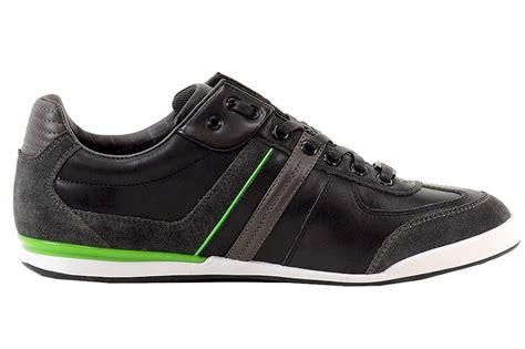 hugo mens sneakers hugo s aki leather sneakers shoes ebay