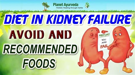 kidney food diet in kidney failure avoid and recommended foods