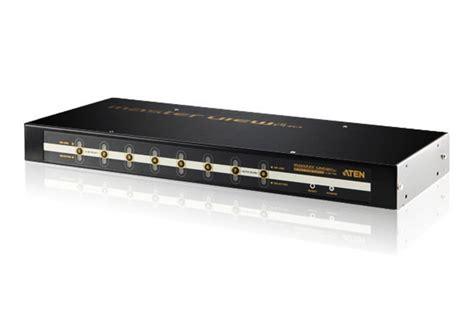 Rack Kvm by 8 Port Ps 2 Vga Kvm Switch Cs78 Aten Rack Kvm Switches