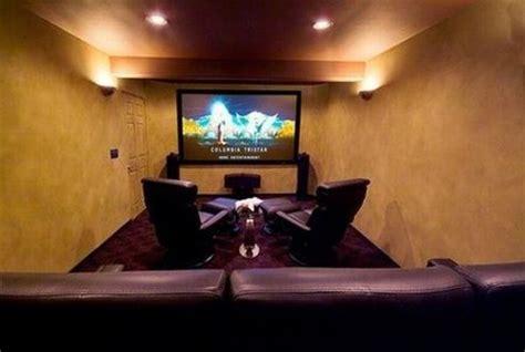 Home Theater Decor Ideas Consejos Para Disfrutar De Un Cine En Casa