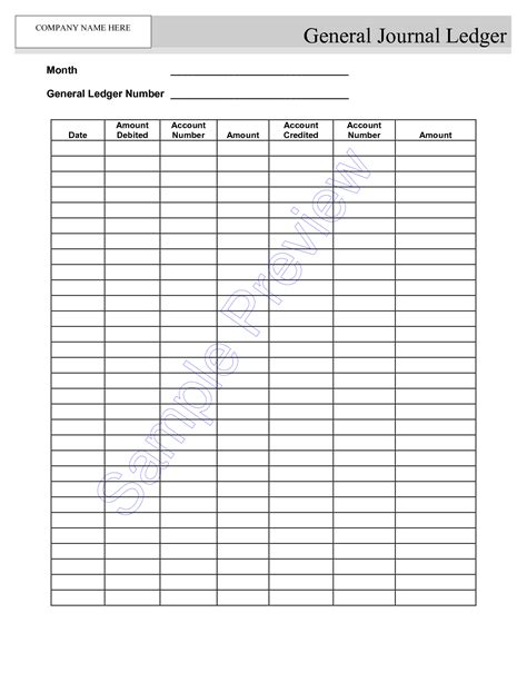 Blank Self Employment Ledger Sheets Google Search Concepts That I Find Interesting Self Employment Ledger Template Pdf