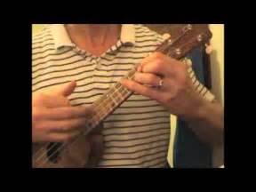 skye boat song for ukulele skye boat song on ukulele youtube