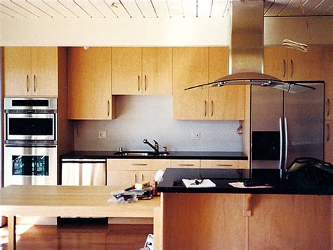 kitchen interiors designs stainless kitchen interior designs with hardwood floors