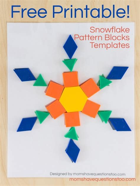 templates for pattern blocks kindergarten preschool pattern block templates images