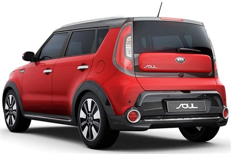 Kia Soul Second Kia Soul Market Second Debuts In Frankfurt