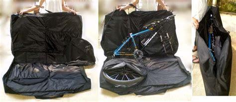 Tas Loading Traveling Sepeda Lipat Folding Bike Bag Bhax bike bag mtb road bike the bandits