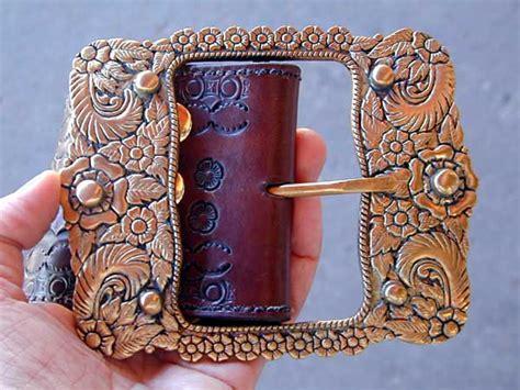 santa claus belt buckle