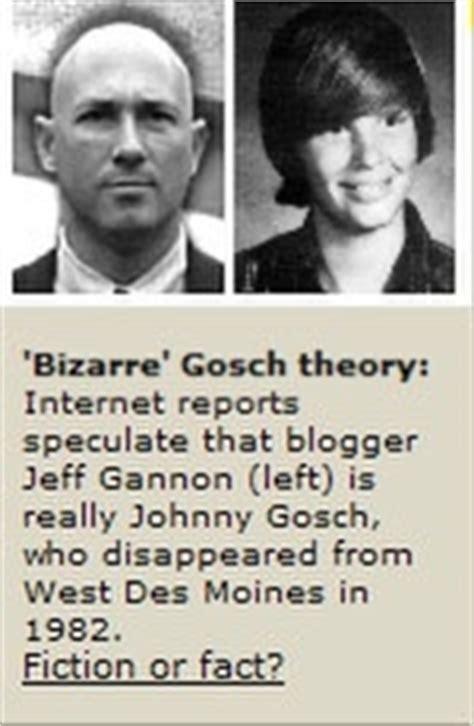 noreen gosch speaks about jeff gannon johnny gosch and
