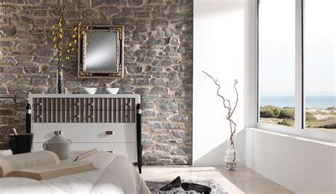 decora tus paredes con paneles de piedra