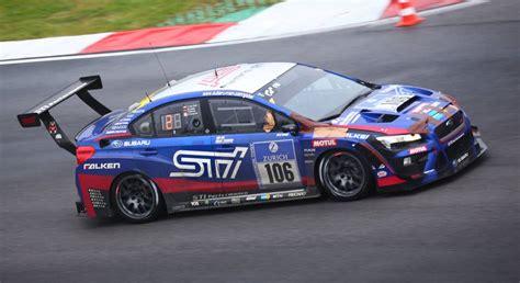 subaru wrx race subaru wrx sti nbr racer wins n 252 rburgring 24h race