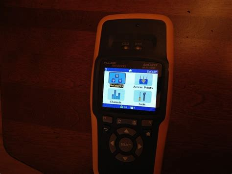 flux capacitor network fluke networks aircheck wi fi tester tools in tech tools tools in power