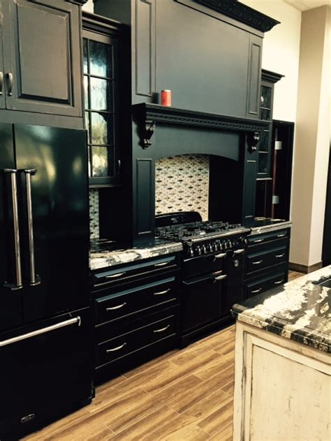 matte black kitchen cabinets 20 sensational black kitchen design ideas
