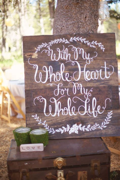 Wedding Signs by 20 Wedding Signs We Intimate Weddings Small