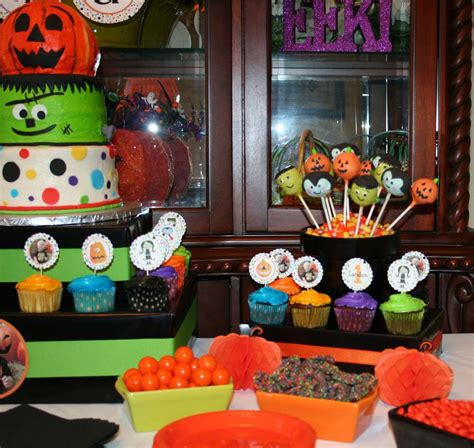 halloween  birthday halloween party ideas photo    catch  party