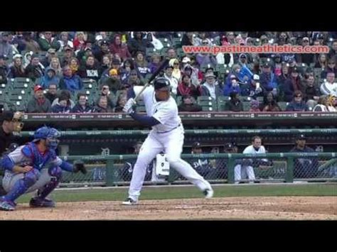 miguel cabrera slow motion swing miguel cabrera slow motion baseball swing hitting