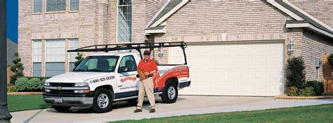 Garage Door Technician by Garage Door Repair Services Overhead Door Co