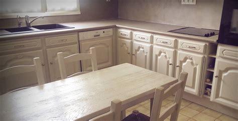 d馗oration de cuisine relooker une cuisine en chene affordable relooking