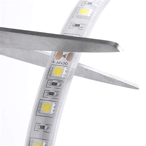 Outdoor Led Strip Lights 12v Waterproof Led Tape Light Exterior Led Light Strips