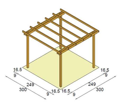 definizione di tettoia pergola melon semplice bricowood net