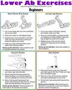 33 best lower abs workout images on abdominal