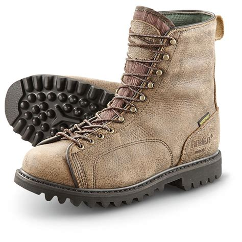 lace to toe boots s guide gear 174 waterproof 400 gram thinsulate ultra