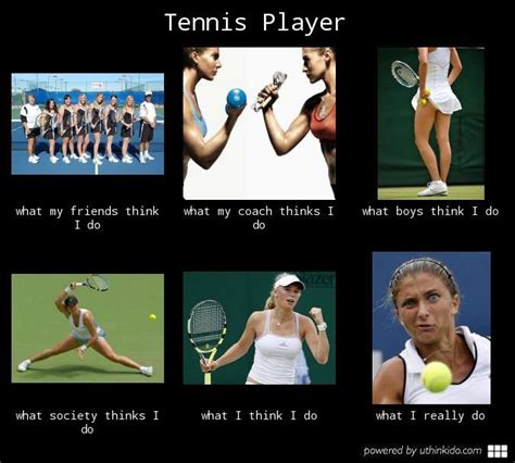 Tenis Meme - funny tennis player meme