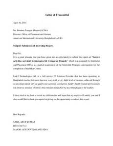 Executive Summary Cover Letter by Letter Of Transmittal Acknowledgement Executive Summary