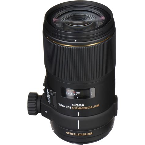 Sigma Lensa sigma 150mm f 2 8 ex dg os hsm apo macro lens for canon 106101