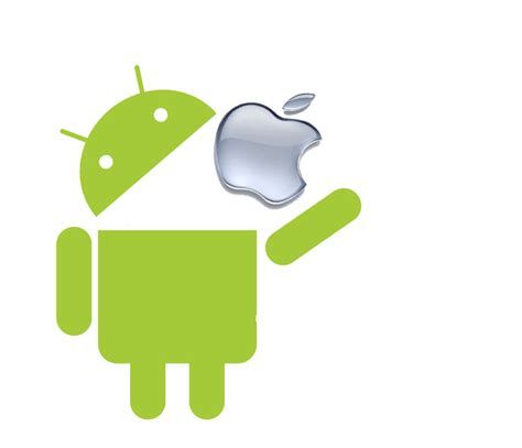 apple on android android app 收入逼近 apple ios 再次詮釋後發先至的藝術 lifemba