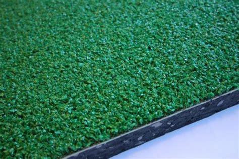 tappeto gommato per bambini tappeto ammortizzante a rotoli con erba sintetica e