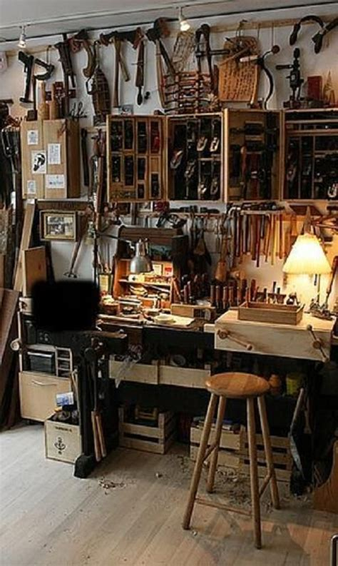 woodworking shop working studios woodworking garage