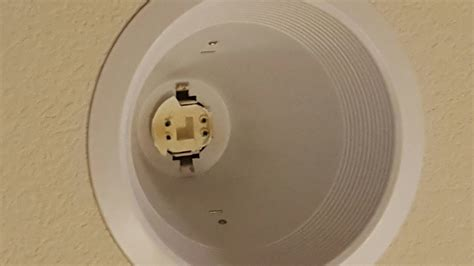 how to change a light fixture in a bathroom lighting how can i replace broken cfl bulb in a recessed