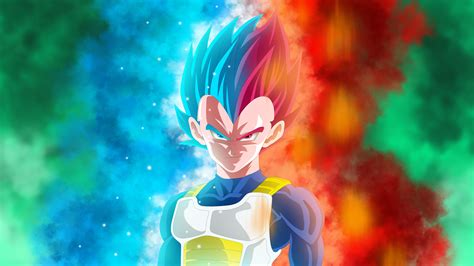 wallpaper dragon ball super wallpaper vegeta dragon ball super 5k anime 6912