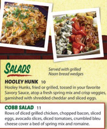 hooley house menu hooley house sports pub grille american restaurant 145 montrose west ave in