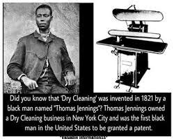 biography black history facts thomas l jennings 1st black to receive a patent mini