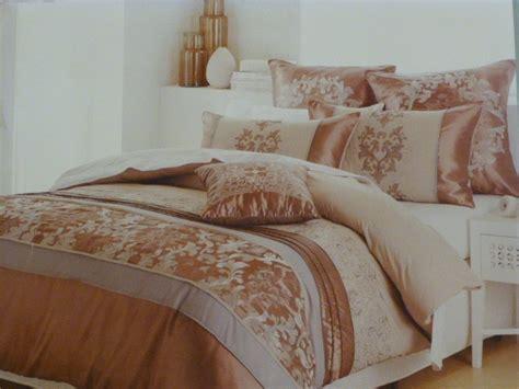 copper comforter mercer reid bronze copper spence bedding queen quilt doona