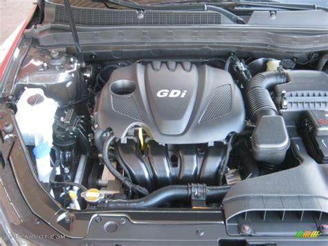 Kia 2 4 Engine 2012 Kia Optima Ex 2 4 Liter Gdi Dohc 16 Valve Vvt 4