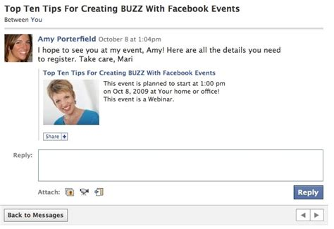 invite all friends to facebook event template best