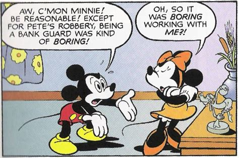 Mouse Comic Image Minnie Mouse Comic 39 Jpg Disney Wiki Fandom Powered By Wikia