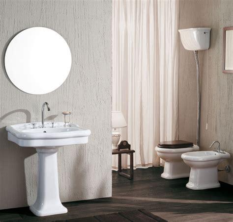set sanitari bagno set sanitari lavabo classic