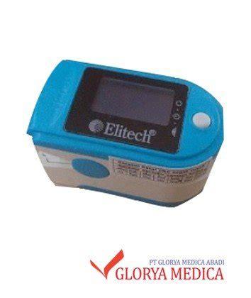 Pulse Oximeter Elitech Fox 1 Pulse Oxymeter jual fingertip oximeter fox 1 distributor alat kesehatan